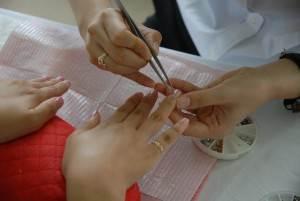 Manicure billedee