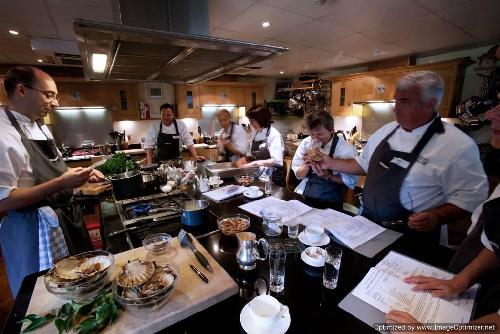 Chef School, Oxford